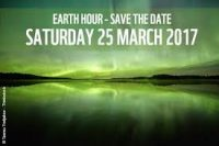 Did you know Earth Hour is 25th March 2017